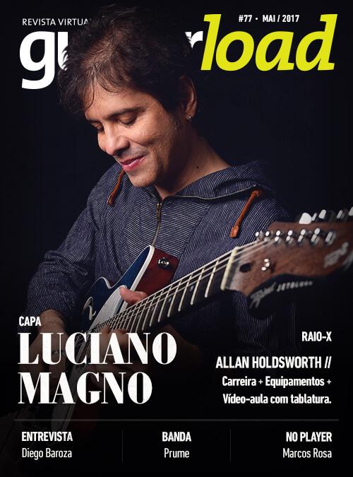 Guitarload - Capa: Luciano Magno