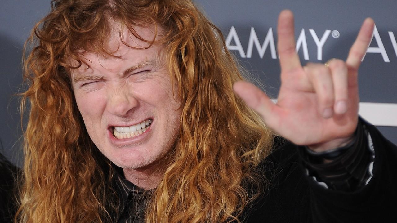 """Dave Mustaine critica produtores: """"Não entendem o thrash ..."""