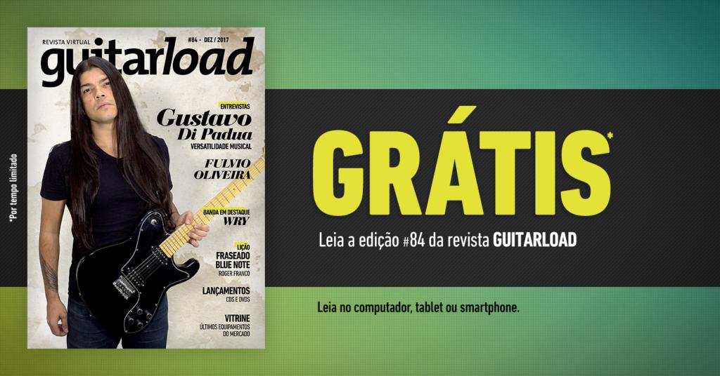 Gustavo Di Padua - Capa Guitarload