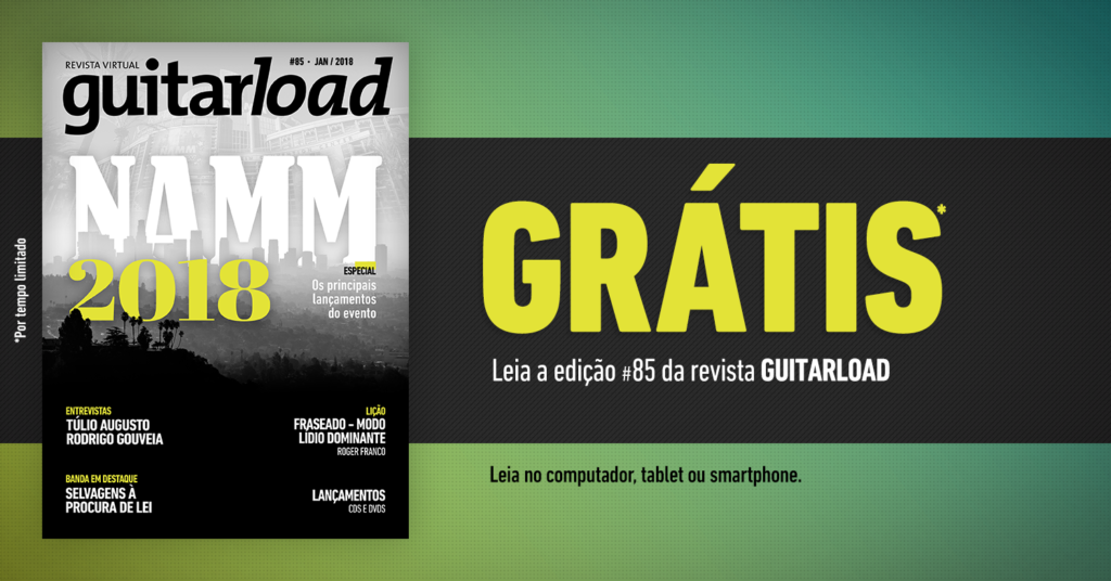 Guitarload #83 - No ar!