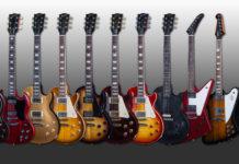 Guitarras Gibson - Matéria sobre a possível falência da marca