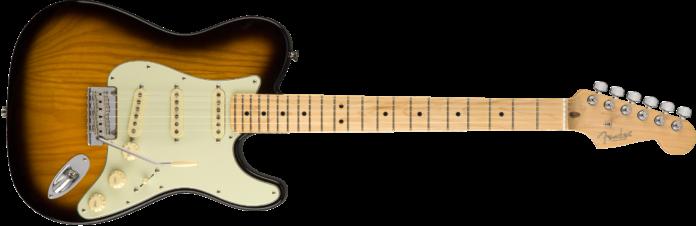 Foto da guitarra Fender Strat-Tele Hybrid