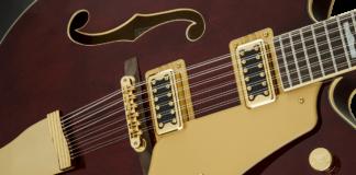 Guitarra de 12 cordas