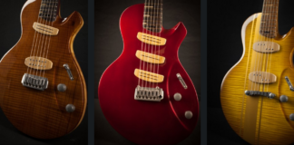 Guitarras de bambu Alquier