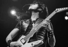 Guitarrista Gus G.