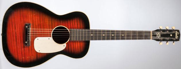 O primeiro instrumento de Paul Gilbert