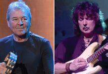 Ian Gillan e Ritchie Blackmore