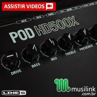 Musilink (Mês 1) – POD HD500X 3
