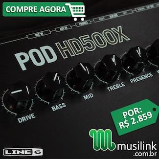 Musilink (Mês 1) – POD HD500X 4