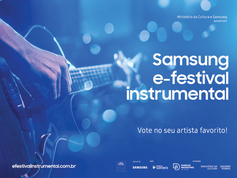Samsung E-Festival – Votação